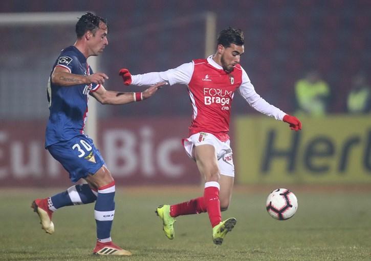SC Braga venceu o Aves e segue para as meias-finais da Taça de Portugal