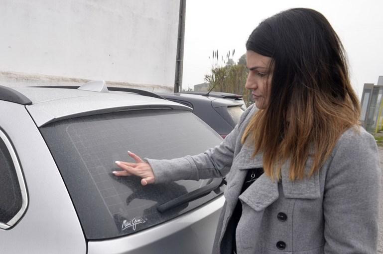 Moradores queixam-se de poluição