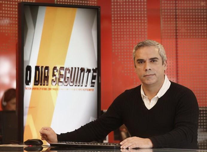 José Guilherme Aguiar, Paulo  Garcia, Rui Gomes da Silva e Paulo Andrade despedem-se de 'O Dia Seguinte'