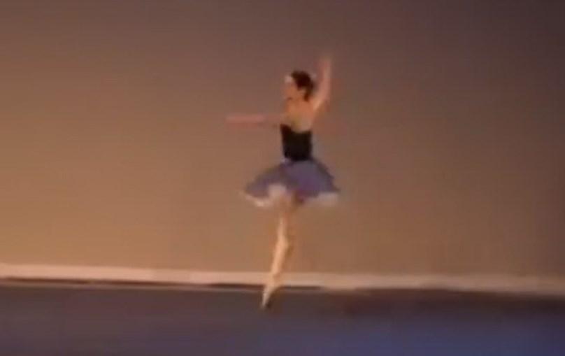 Bailarina portuguesa de 12 anos vence três medalhas de ouro em concurso de dança