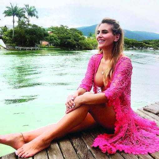 Liliana Santos, de 38 anos, tem recebido vários elogios nas redes sociais