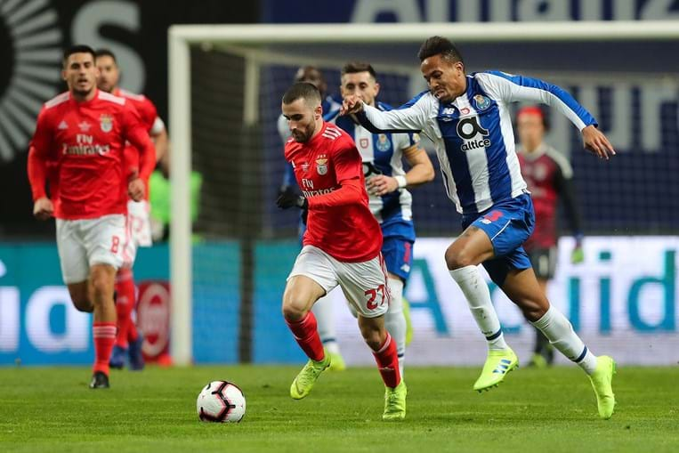 Jogo entre S.L. Benfica e F.C. Porto