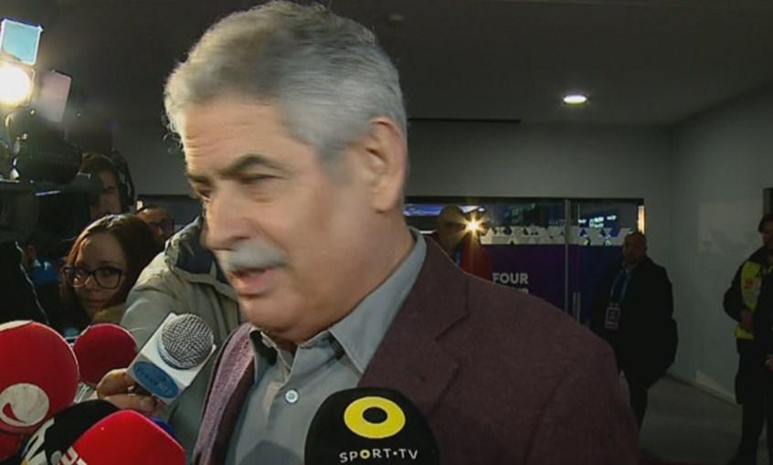 Luís Filipe Vieira ataca arbitragem