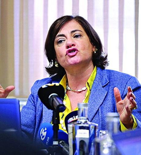Gabriela Figueiredo Dias lidera a CMVM, que supervisiona as auditoras