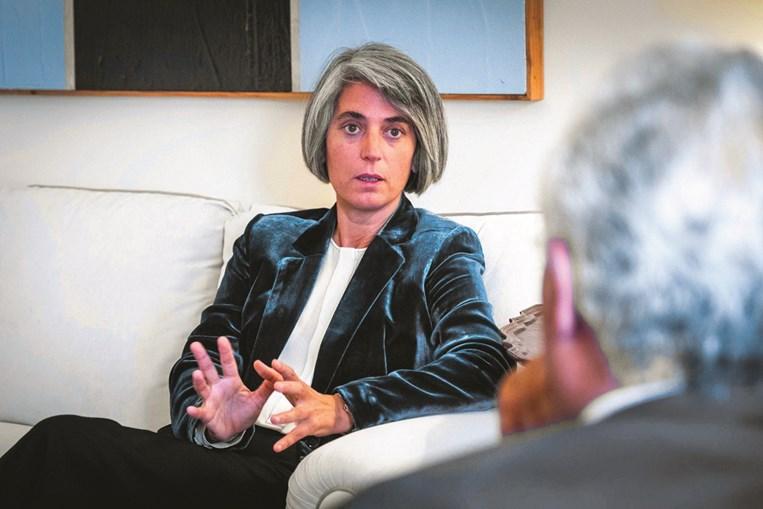 Ministra da Cultura, Graça Fonseca