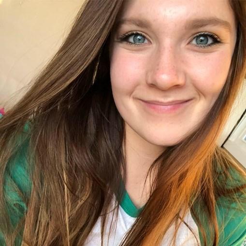 Kelsie Schmidt, professora de matemática