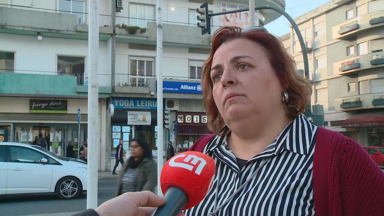 Mulher forçada a despir se num supermercado em Leiria