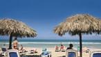 Varadero é uma língua de areia branca banhada por águas quentes