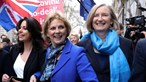 Três deputadas conservadoras abandonam o partido em rutura com Theresa May