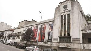 Teatro Narciso Ferreira em Famalicão com obras de três milhões