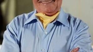 Morreu o ator Octávio de Matos aos 79 anos