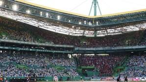 Alta tensão em Alvalade com dérbi entre Sporting e Benfica
