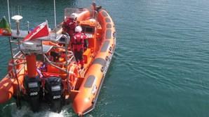 Quatro crianças e um adulto resgatados do mar no Algarve