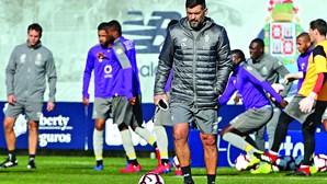 """Sérgio Conceição admite """"azia"""" após Guimarães: """"Estávamos a cinco pontos e agora estamos a três"""""""