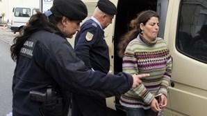 Leonor Cipriano, condenada pelo homicídio da filha Joana, sai da prisão