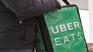 Restaurantes do Minho detetam casos de exclusão dos apoios por faturação das comissões da Uber Eats