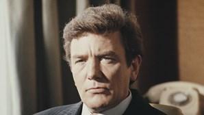 Morreu o ator britânico Albert Finney