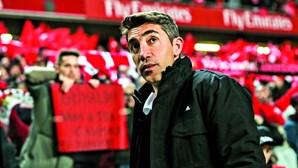 Benfica triplica salário de Bruno Lage