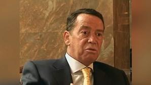Manuel Pinho ouvido na próxima sexta-feira enquanto arguido no caso EDP