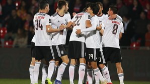 Benfica vence Aves e volta a ficar a um ponto de distância do FC Porto na I Liga