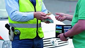 GNR multava condutores e registava multas com valor inferior para ficar com a diferença