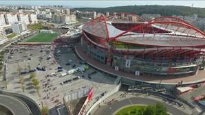 Benfica pede controlos antidoping para todos os seus jogadores e para o FC Porto