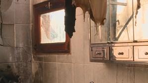 Incêndio deixa homem sem casa em Mortágua
