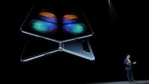 Samsung lança o Fold, o primeiro smartphone dobrável da marca. E não é barato