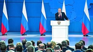 Putin ameaça apontar mísseis a Washington