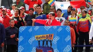 """Nicolás Maduro garante que vai derrotar a """"minoria enlouquecida"""""""