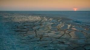 Gelo no Ártico dilui-se duas vezes mais rápido do que se pensava, revela investigação