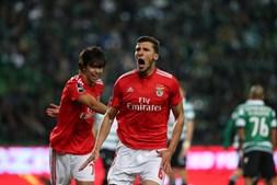 Rúben Dias, de 22 anos, é um jogador fundamental para Bruno Lage