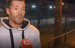 """'Macaco' explica confronto com Gonçalves: """"Perguntei-lhe se não tinha vergonha de estar ali e sair à rua"""""""
