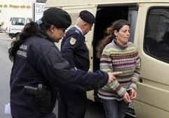 Leonor Cipriano, condenada pelo homicídio da filha Joana, sai da prisão em liberdade condicional