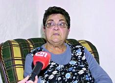 Maria do Rosário vive há 48 anos na Praça de Touros de Reguengos de Monsaraz, em casa sem condições