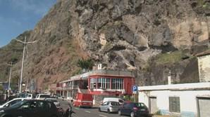 Derrocada atinge restaurante na Madeira e deixa jovem de 23 anos soterrada