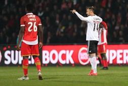 Jogo do Benfica frente ao Aves