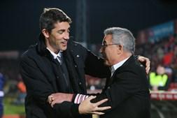 Bruno Lage e Augusto Inácio