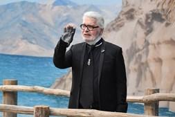 O adeus ao kaiser da Moda. Karl Lagerfeld em imagens