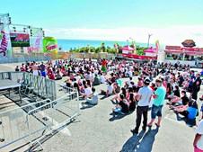 Festival Summer Fest, na Ericeira