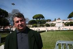 Presidente do Sindepor, Carlos Ramalho