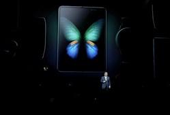 Samsung lança o Fold, o primeiro smartphone dobrável da marca