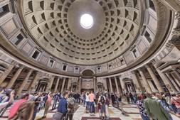 Roma é um verdadeiro museu que permite uma visão sempre diferente
