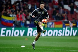 Juventus perde com o Atlético por 2-0 no regresso de Cristiano Ronaldo a Madrid