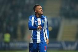 Éder Militão em jogo do FC Porto