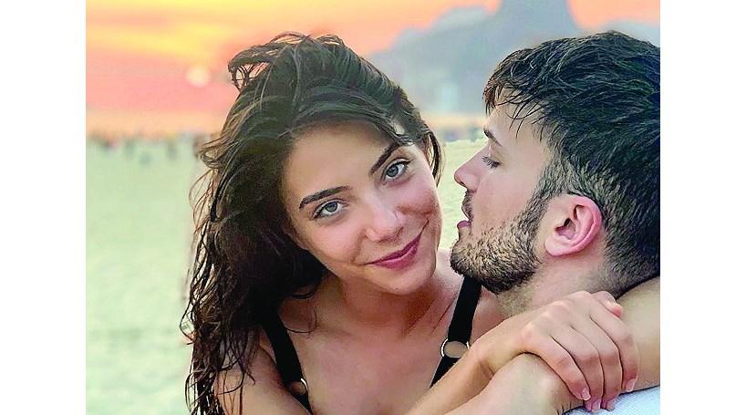 Namorada De David Carreira: Namorada De David Carreira Revela 'assédio' De CR7