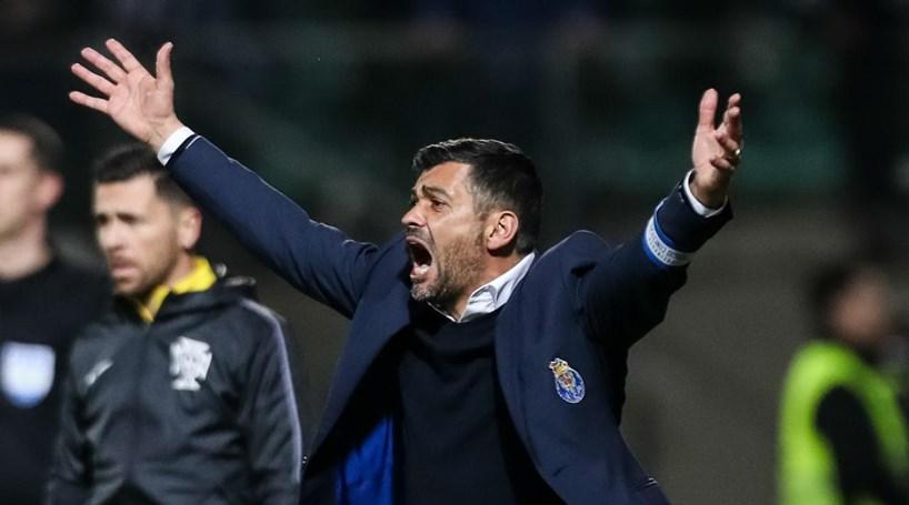 6a8210793a4f9 Sérgio Conceição sobre vitória do FC Porto