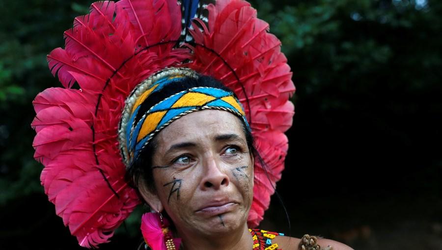 Tribos da Amazónia estão em risco de extremínio