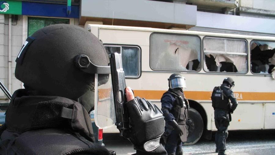 Polícias do Grupo de Operações Especiais