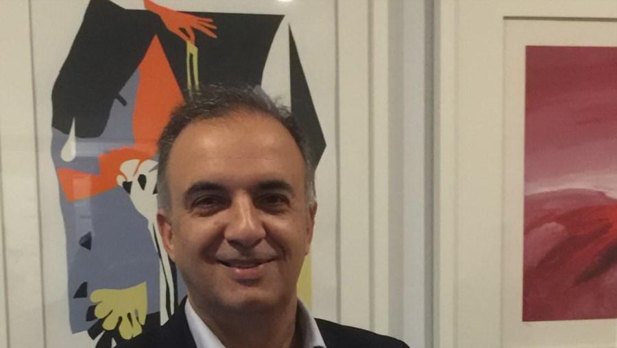 Luís Pedro Martins, presidente do Turismo do Porto e Norte de Portugal